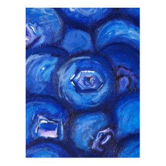 Blueberry Buckle II Postcard