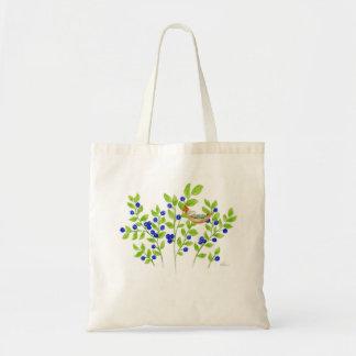 Blueberry Bush Gnome bag
