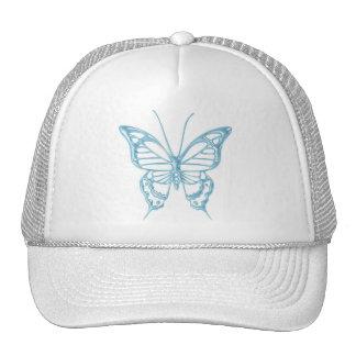 Blueberry Butterfly Hat..! Trucker Hat