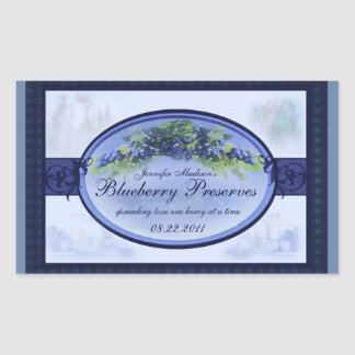 Blueberry cannning label R2