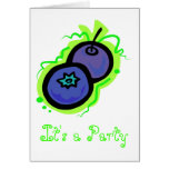 Blueberry Cards
