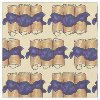 Blueberry Cheese Blintz Blintzes Foodie Fabric