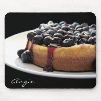 blueberry cheesecake mousepad