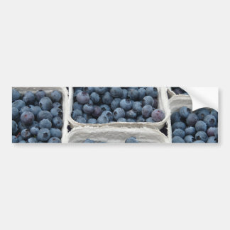 Blueberry Crates Bumper Sticker