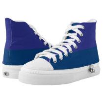 Blueberry Duel I Hi-Top