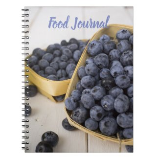 Blueberry Food Journal