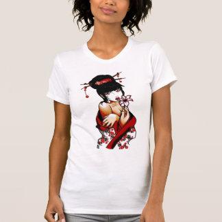 Blueberry Geisha Tshirts