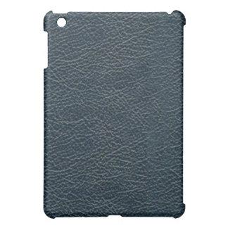 Blueberry Leather Pern  iPad Mini Cover
