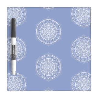 Blueberry Mandala Dry-Erase Board