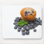 Blueberry Muffin Mousepads