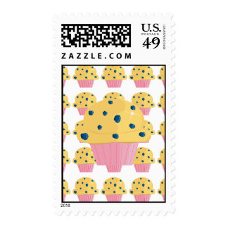 Blueberry Muffins Postage