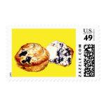 Blueberry Muffins Stamp