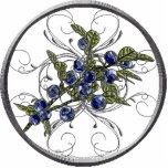 Blueberry Ornament