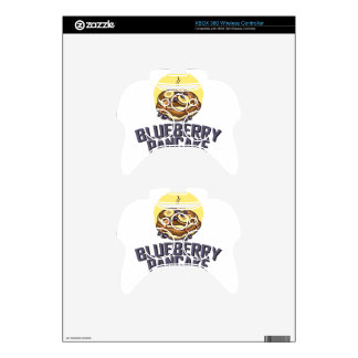 Blueberry Pancake Day - Appreciation Day Xbox 360 Controller Skins