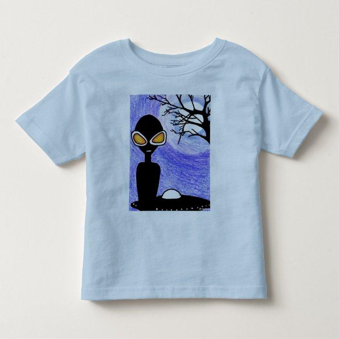 Blueberry Picker Toddler T-shirt