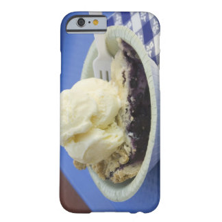 Blueberry pie a la mode barely there iPhone 6 case