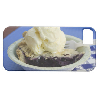 Blueberry pie a la mode iPhone 5 covers