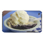 Blueberry pie a la mode iPod touch cover
