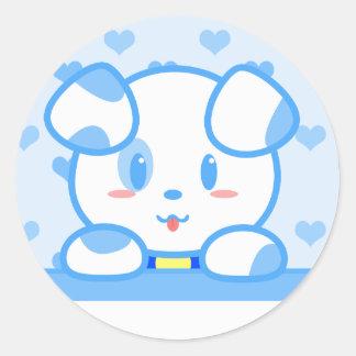 Blueberry Pie - Puppy Sticker