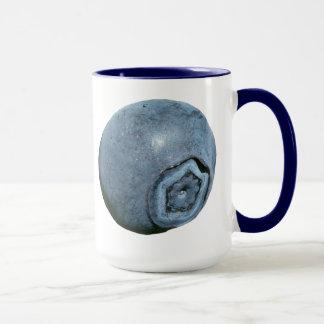 Blueberry Polka Dots Mug