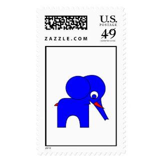 Blueberry Postage
