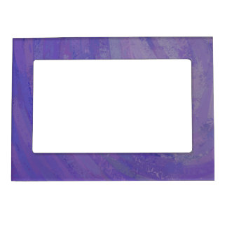 Blueberry Smear Magnetic Picture Frame