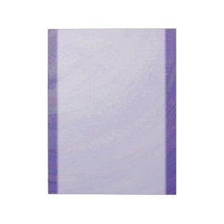Blueberry Smear Notepad