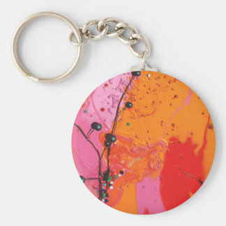 """Blueberry Tree Detail"" Keychain"