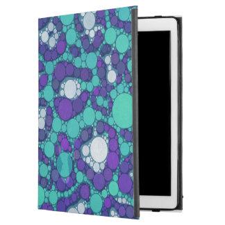 "Blueberry Turquoise Cheetah iPad Pro 12.9"" Case"