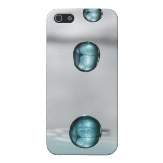 Blueberry Water Drops iPhone SE/5/5s Case