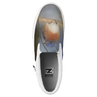 Bluebird Animal Nature Slip-On Sneakers