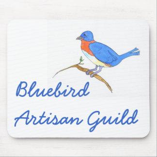 Bluebird Artisan Guild MousePad