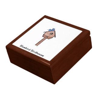 Bluebird Birdhouse...Gift Box