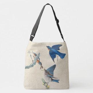 Bluebird Birds Wildlife Audubon Animals Tote Bag