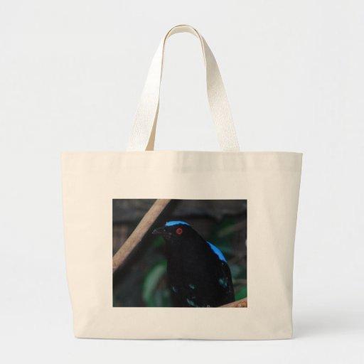 bluebird de hadas bolsa tela grande