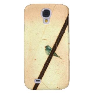 Bluebird de la caja de la mota del iPhone 3g/s de  Funda Para Galaxy S4