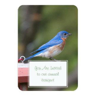 """Bluebird del este invitación 3.5"""" x 5"""""""