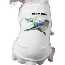 Bluebird Dog T-shirt