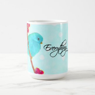 Bluebird - Everything is always working out for me Coffee Mug