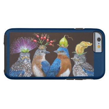 bluebird family iPhone 6/6s tough case