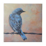 Bluebird Fine Art Tile