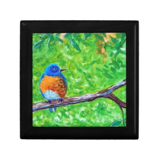 Bluebird Gift Box
