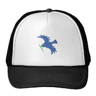 BLUEBIRD TRUCKER HATS