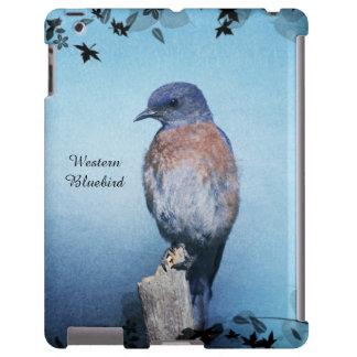 Bluebird iPad Case