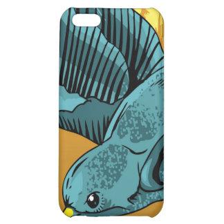 BlueBird iPhone 5C Covers