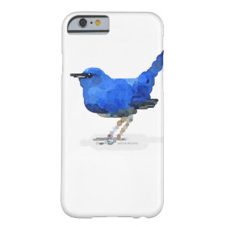 Bluebird iPhone Case (White)
