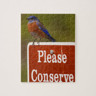 bluebird jigsaw puzzle