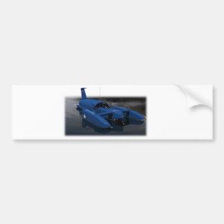 Bluebird K7 Bumper Sticker