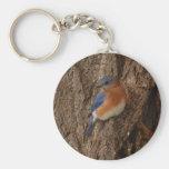 Bluebird Keychain