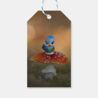 Bluebird of Happiness Gift Tags